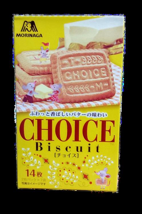 Morinaga Choice Biscuit 5 boxes Free Shipping