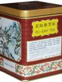 Golden Dragon Pu Er Tea 150gm 4 cans Free Shipping