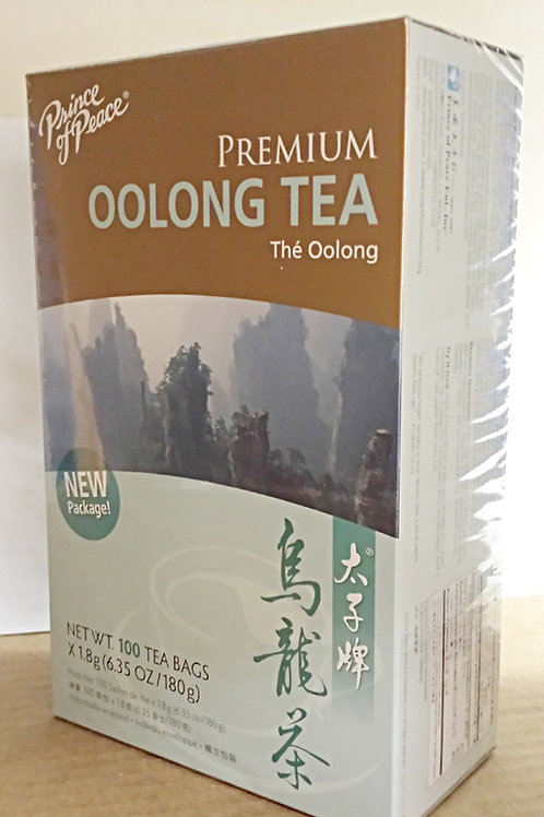 Prince of Peace Premium Oolong Tea 100bags 2 boxes Free Shipping