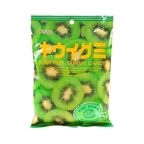Kasugai GLUTEN FREE KiwiFruit Gummy Candy 107gm Free Shipping
