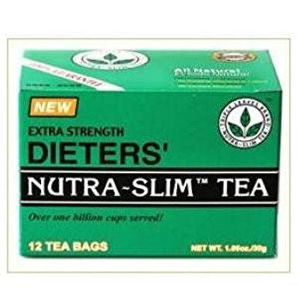 Triple Leaves Nutra-Slim Tea Extra Strength 12bags 6 boxes Free Shipping