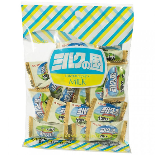 Kasugai Original Milk Candy 120gm Free Shipping