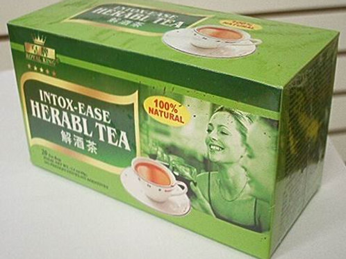Royal King Intox-Ease Herbal Tea 20bags 8 boxes Free Shipping