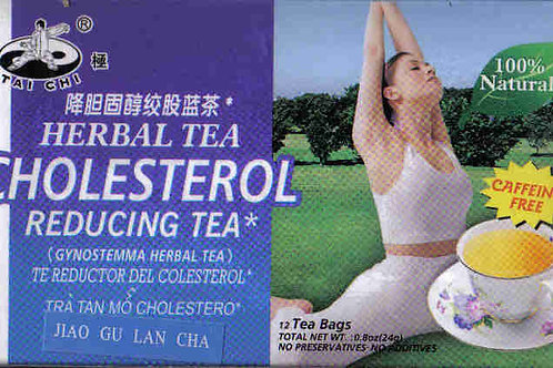 Tai Chi Cholesterol Reducing Tea 12bags 6 boxes Free Shipping