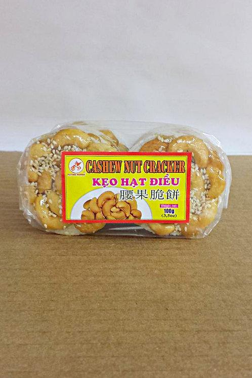 Flying Horse Cashew Nut Cracker 100gm 6 pkg Free Shipping