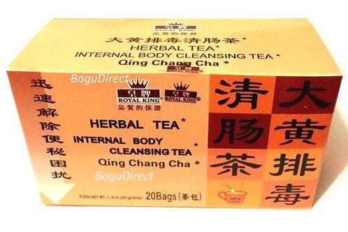 Royal King Internal Body Cleansing Tea 20bags 5 boxes Free Shipping