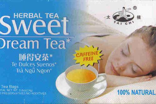 Tai Chi Sweet Dream Tea 12bags 6 boxes Free Shipping