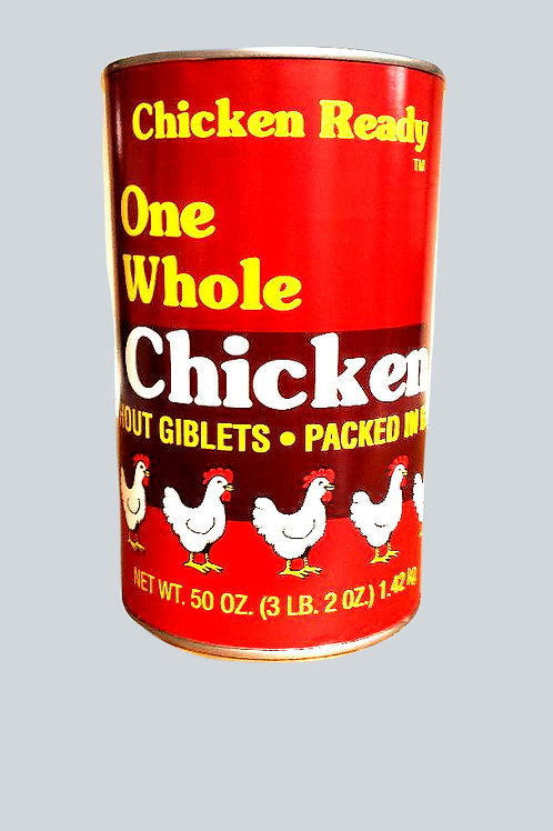 One Whole Chicken w/out Giblets 50oz Free Shipping