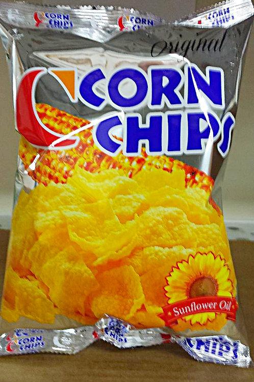 crown Corn Chip 70gm 3 pkgs Free Shipping