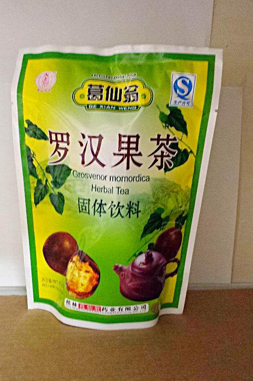Ge Xian Weng Grosvenor Momordica 羅漢果Tea 16x10gm Free Shipping