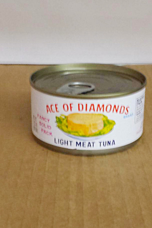Ace of Diamonds Light Meat Tuna 200gm, 3 cans for $24.39+Free Shipping