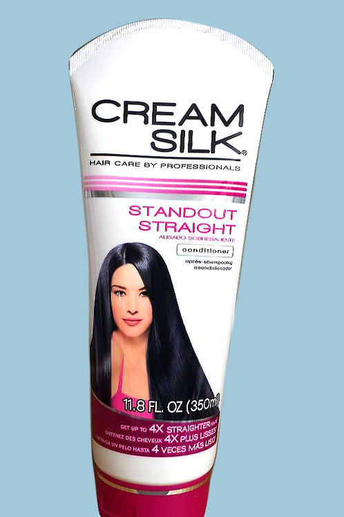 Cream Silk Standout Straight Conditioner 350ml 2 tubes Free Shipping