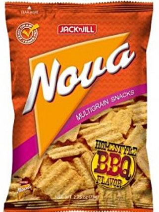 J&J Nova multigrain snack BBQ 78gm 3 pkg Free Shipping