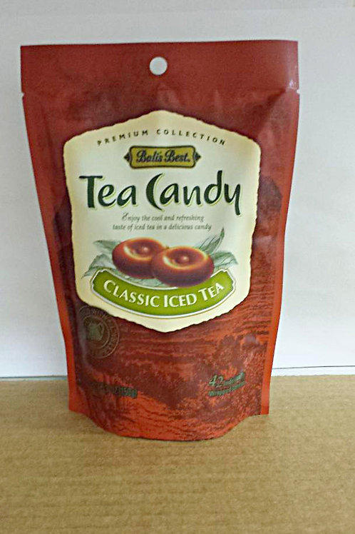 Bali's Best Tea Candy Classic Iced Tea 150gm 7 pkg Free Shipping