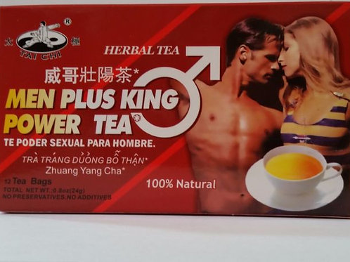 Tai Chi Men Plus King Power Tea 12bags 12 boxes Free Shipping