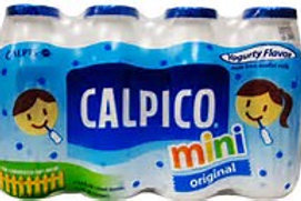 Calpico Mini Original 4x3oz Free Shipping