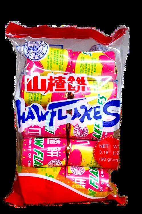 Flowers Brand Haw Flakes 90gm 26pkgs Free Shipping