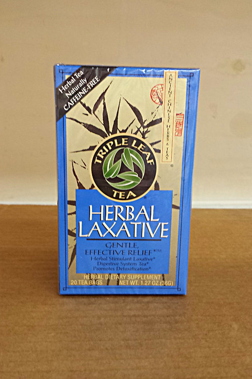 Triple Leaf Herbal Laxtive 20bags 8 boxes Free Shipping