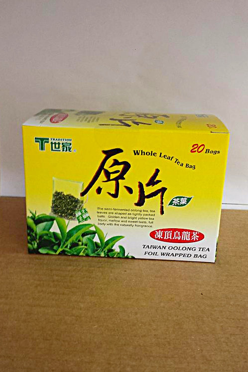 Tradition Taiwan Oolong Tea 20bags 5 boxes Free Shipping