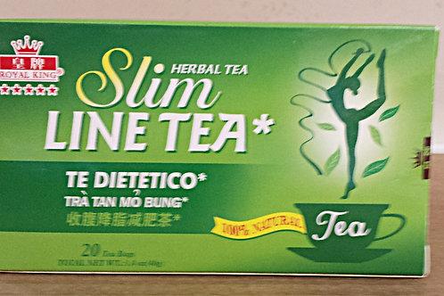 Royal King Slim Line Tea 20bags 5 boxes Free Shipping