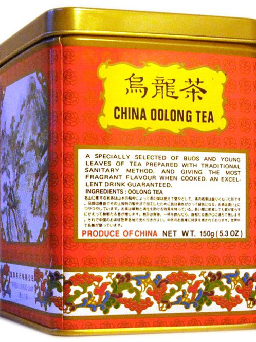 Golden Dragon China Oolong Tea 150gm 4 cans Free Shipping