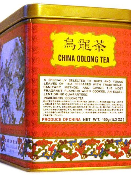 Golden Dragon China Oolong Tea 150gm 4 cans Free Shipping