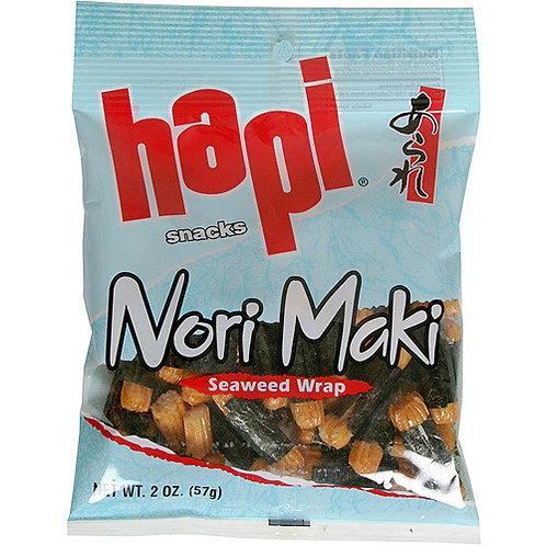 Hapi Nori Maki 57gm Free Shipping