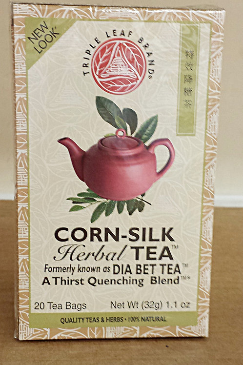 Triple Leaf Corn-Silk Herbal Tea 20bags 8 boxes Free Shipping
