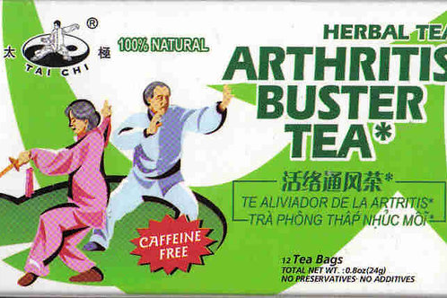 Tai Chi Arthritis Buster Tea 12bags 12 boxes Free Shipping