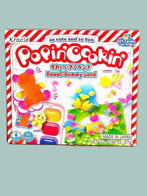 Kracie PoPinCookin Kawaii Gummy Land 8 boxes Free Shipping