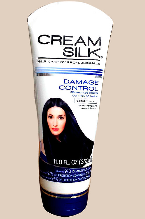 Cream Silk Damage Control Conditioner 350ml 2 tubes Free Shipping