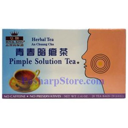 Royal King Pimple Solution Tea 20bags 5 boxes Free Shipping