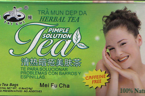 Tai Chi Pimple Solution Tea 12bags 6 boxes Free Shipping