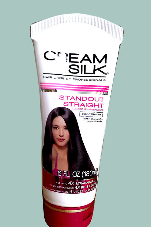 Cream Silk Standout Straight Conditioner 180ml 3 tubes Free Shipping