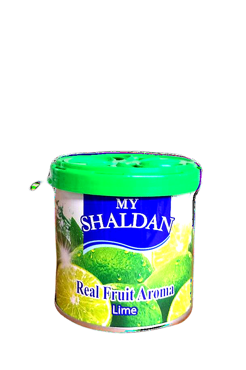 My Shaldan Air Freshener Lime 5 cans Free Shipping