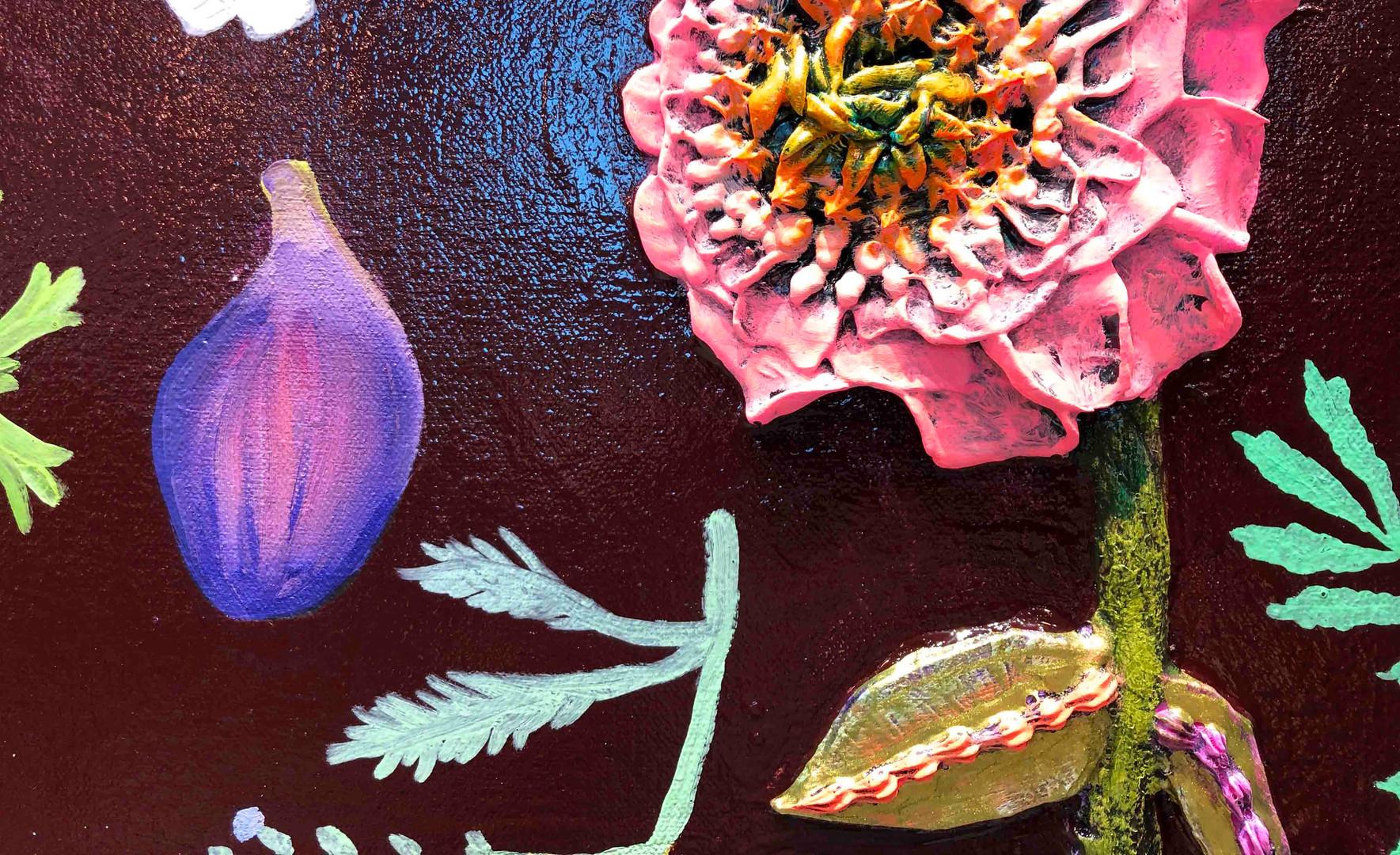 Fig Tree Garden close up 6