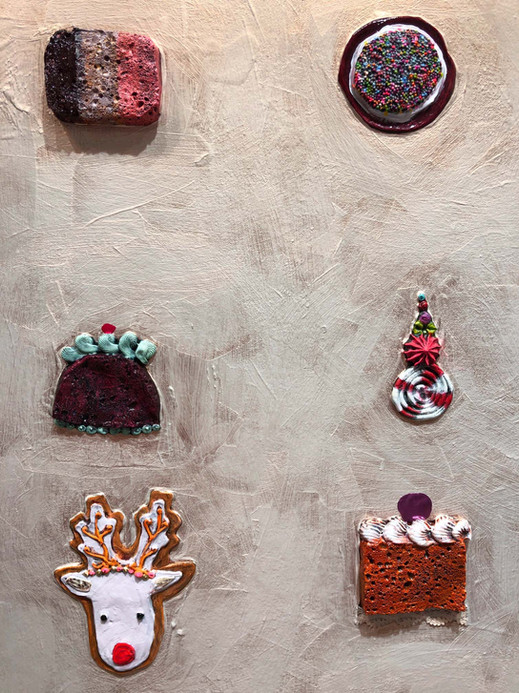 Cookies close up 1