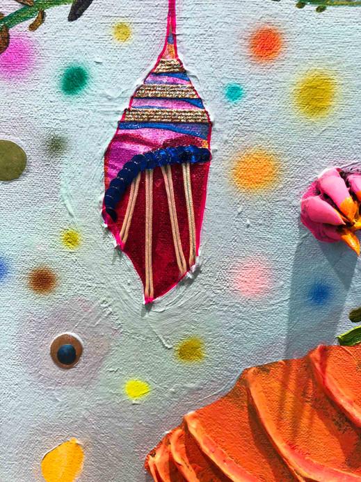 Butterfly Bush close up 3