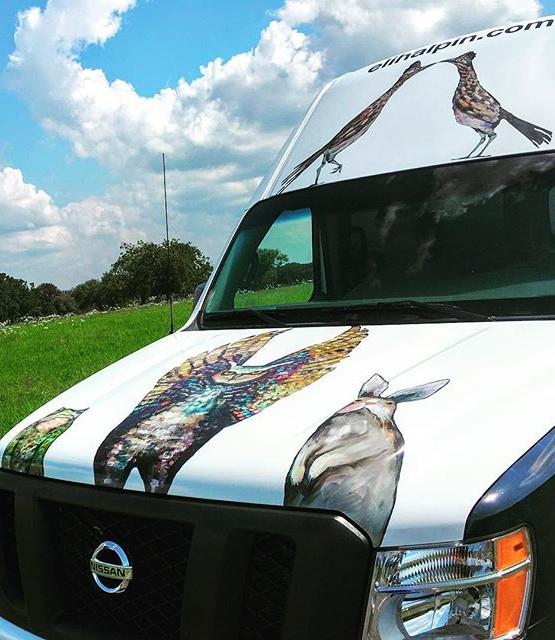 My new moving van is bonkers! read more