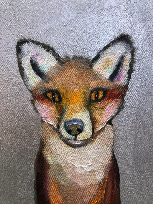 Fox Familia close up 4