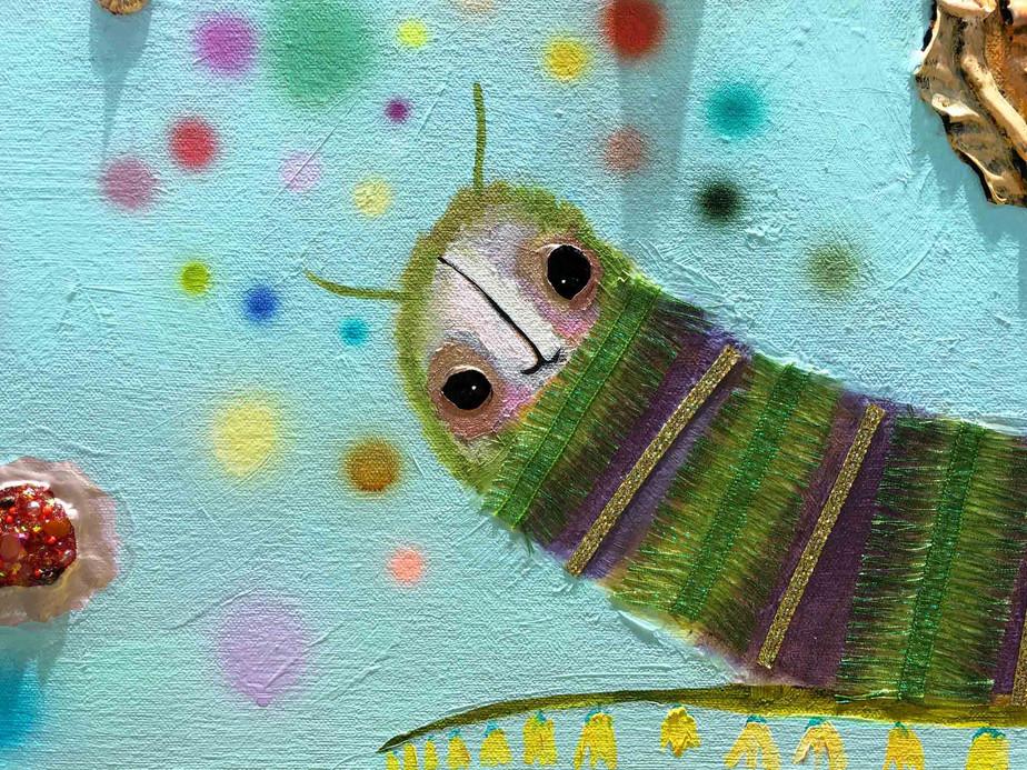 Butterfly Bush close up 5