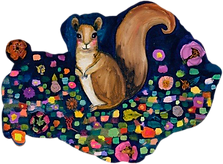 Into The Woods squirrel w flowers.png