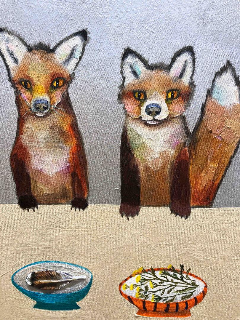 Fox Familia close up 6
