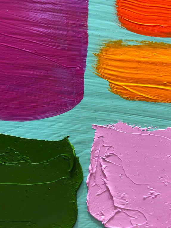 Paper Scissor Rock close up 1