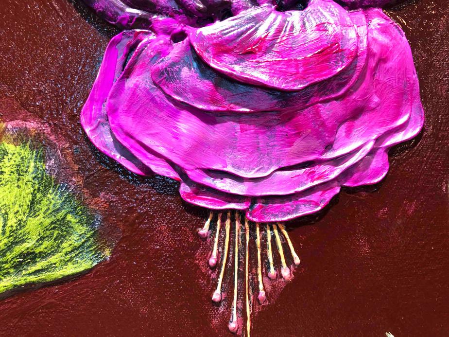 Fig Tree Garden close up 1