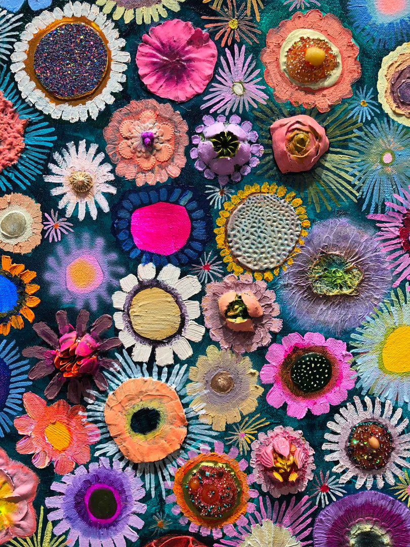Flower Couture close up 5