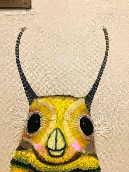 Caterpillar's House close up 4