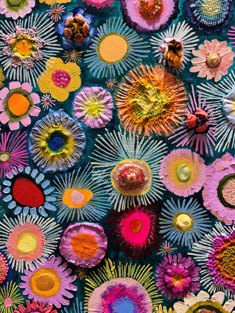 Flower Couture close up 3