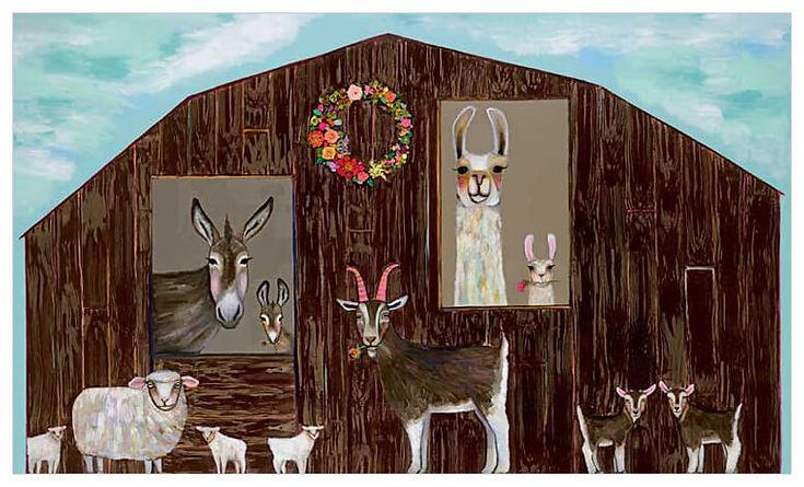 The Barn by Eli Halpin