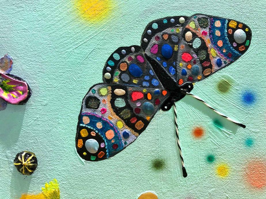Butterfly Bush close up 7